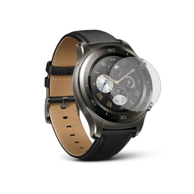 Folie de protectie Clasic Smart Protection Smartwatch Huawei Watch W2 Sport si Classic foto