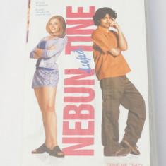 Caseta video VHS originala film tradus Ro - Nebun dupa Tine