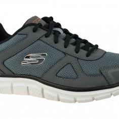 Incaltaminte pentru antrenament Skechers Track-Scloric 52631-CCBK pentru Barbati