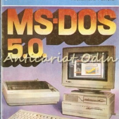MS DOS 5.0 - Alexandru Panoiu