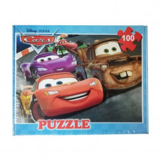 Puzzle Cars Disney Pixar 100 piese