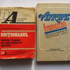 Dictionarul Verbelor Franceze Cu Constructiile Lor Specifice + Verbe Franceze