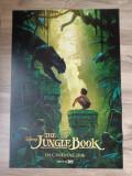 Cumpara ieftin Afis film original cinema The Jungle Book 2016 Disney Mowgli
