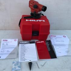 Nivela Optica HILTI POL 15 Fabricatie 2019