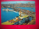 HOPCT 67579 PODUL GALATA -VAPOR- -ISTANBUL   TURCIA-NECIRCULATA