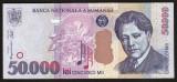 Romania, 50000 LEI 2000_aUNC_serie 008B0997361