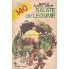 140 Salate De Legume - Marcela Savin, Kati Petcu