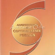 Administratie Si Contabilitate Publica - Gheorghe I. Scortescu