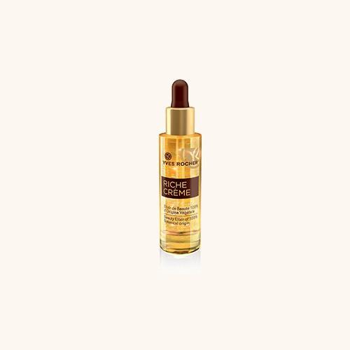 Elixir de frumusețe 100% vegetal RICHE CREME - Yves Rocher