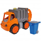 Cumpara ieftin Masina de gunoi Big Power Worker Garbage Truck