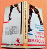 Intoarcerea de pe front – Erich Maria Remarque, Alta editura, 1995