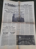 Ziarul Scanteia 27 octombrie 1981