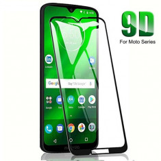 Folie sticla securizata 9D FULL GLUE pt Motorola Moto G7 / G7 Plus / G7 Power