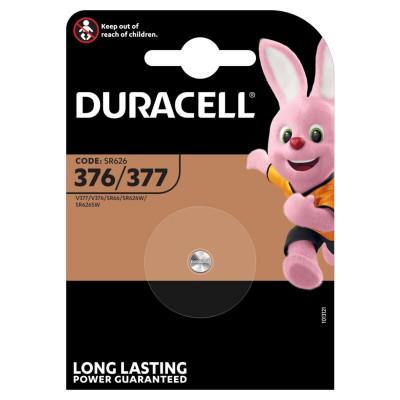 Baterie de ceas Duracell 377 SR626SW AG4 1.55V 1 Bucata /Set foto