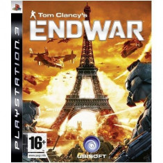 Tom Clancy's End War PS3