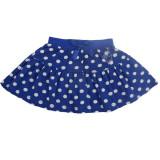 Fusta casual pentru fete Wendee DY17116-2, Albastru