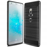 Husa SONY Xperia XZ3 - Carbon (Negru) FORCELL