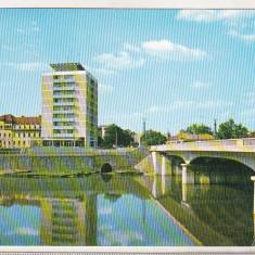 Bnk cp Oradea - Vedere - uzata, Circulata, Printata