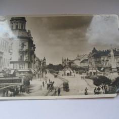 Carte postala - Bucuresti, Bulevardul Regina Maria