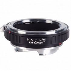 K&F Concept Nikon-LM adaptor montura Nikon-LM KF06.174
