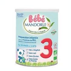 Formula 3 Cereale si Proteine Vegetale pentru Bebelusi La Mandorle 800gr Cod: 3760030723313