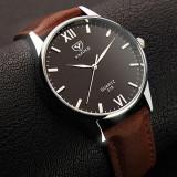 Ceas barbatesc de lux, business, ceas de mana cu Quartz pentru barbati