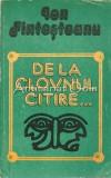 Cumpara ieftin De La Clovnul Citire - Ion Fintesteanu