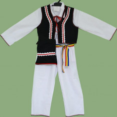 Costum popular National baietei 7 ani