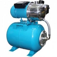 Hidrofor Elefant Aquatic AUTOJS80, 1000 W, 50 L/min, rezervor 24 L, otel-inox