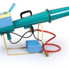 Tun electric anti pasari si animale salbatice Deger DBS-E
