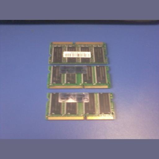 MEMORIE 256MB PC133 LAPTOP