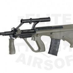 Incarcator AUG Hi-Cap 300BB - Negru [BattleAxe]