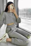 Compleu, pantaloni + bluza, diverse culori, 8816
