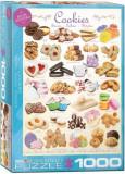 Puzzle Eurographics - 1000 de piese - Cookies