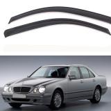 Paravanturi Mercedes Clasa E W210, 4 usi 1995-2002 set 2 deflectoare