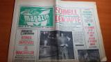 ziarul magazin 18 decembrie 1971-articol ilie nastase si joe louis
