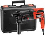 Ciocan rotopercutor Black&Decker KD855KA-XK, SDS-Plus, 550W