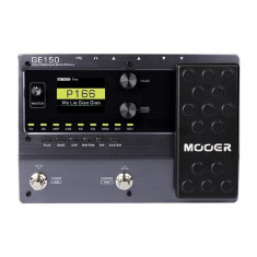 Mooer GE150 Amp Modelling & Multi-Effects
