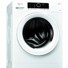 Masina de spalat rufe Whirlpool FSCR 10415, 10 kg, 1400 RPM, 6 th sense, Display LED, Clasa A+++, Alb
