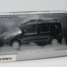 Macheta Mercedes Citan Minichamps 1:43