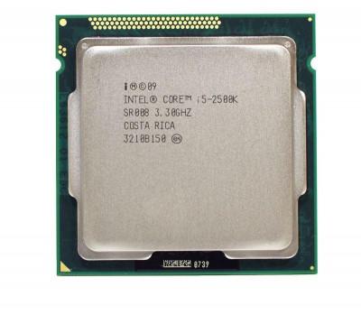 Procesor Sandy Bridge Quad Core i5-2500K 3.30Ghz , 6Mb cache ,socket 1155 foto