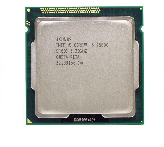 Procesor Sandy Bridge Quad Core i5-2500K 3.30Ghz , 6Mb cache ,socket 1155