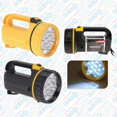 Lanternă 13 LED-uri cu mâner