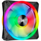 Ventilator Corsair iCUE QL140 RGB 140mm Black