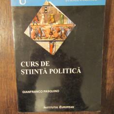 Curs de știință politică - Gianfranco Pasquino