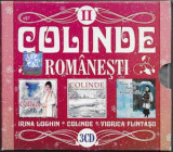 3 CD Irina Loghin / Various / Viorica Flintașu – Colinde Românești II, sigilate