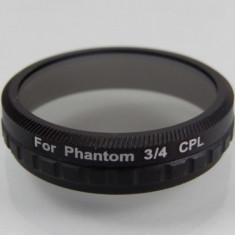 Cpl-polarisations-filter passend pentru dji phantom 3 & 4, ,