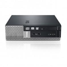Calculator Dell Optiplex 790 Desktop USFF, Intel Core i5 Gen 2 2400 3.1 GHz, 4 GB DDR3, 250 GB HDD SATA, DVDRW