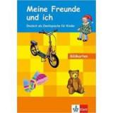 Meine Freunde und ich, Bildkarten. Deutsch als Zweitsprache für Kinder - Gabriele Kniffka, Rosella Benati, Traudel Sieber
