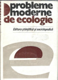Probleme moderne de ecologie